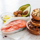 Feta och nyttiga livsmedel
